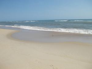 The beach at Rodanthe