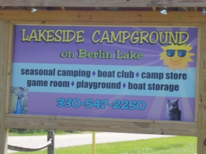 Lakeside Campground on Bedell Road.